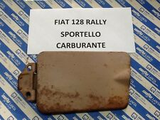 FIAT  128 RALLY SPORTELLO CARBURANTE BENZINA ORIGINALE DELL'EPOCA