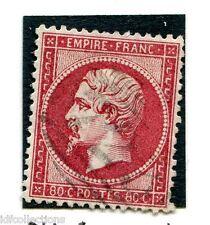 Classique de France Napoléon N°24a oblitéré cachet espagnole