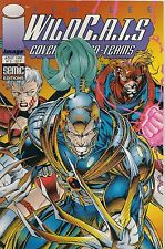 BD SEMIC--WILD C.A.T.S / WILDCATS N° 2--AOUT 1995