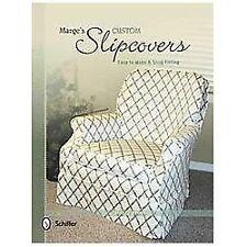 2013-04-30, Marge's Custom Slipcovers: Easy to Make & Snug Fitting, Marge Jones,