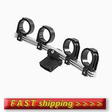 Triax Type 4 LNB Holder - Plastic / Aluminium - Adjustable - 40mm - Multiblock