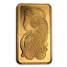 10 oz Gold Bar - Secondary Market - SKU #69427