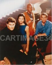 ANGEL  Photo couleur 20 X 25 CM  David BOREANAZ  Charisma CARPENTER