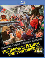 The Taking of Pelham One Two Three (Blu-ray Disc, 2016)