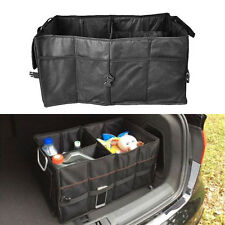 Multi-purpose Car Trunk SUV Cargo Organizer Foldable Storage Box Bag Tool Case
