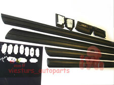 Audi 100 A6 C4 1991-1997 Doors Trim Moldings and Protective Rubber Lower SET