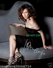 Vera Farmiga Norma Bates on Bates Motel sexy reprint signed photo #3 RP