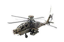 Handmade Military Apache Helicopter 1:24 Tinplate Antique Style Metal Model