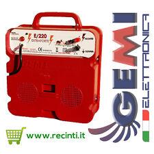 RECINTO ELETTRICO ELETTRIFICATORE E/220 EXTRAFORTE ANTICINGHIALE