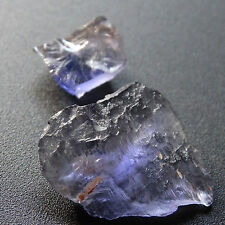 "Australian Natural Rough 14.04 ct Iolite""Stunning_Gemstones"""