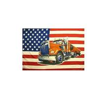 TRUCK FLAGGE / FAHNE # 5 / POSTERFLAGGE