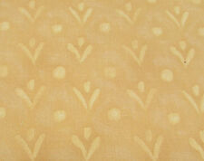 The Americas Collection Gold Cotton Designer Curtain Fabric Roll By Hilco £5.99