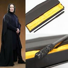 1x Harry Potter Severus Snape PVC Resin 36cm Magic Wand Stick Gift Box Cosplay