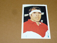 N°58 DUNET BOURGOIN-JALLIEU RECUPERATION AGEDUCATIFS RUGBY 1971-1972 PANINI