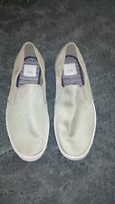 new mens riverisland pimsoles size 8