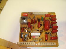 17 NOS Film Capacitors On Module Board  Useful Values Other Components Also