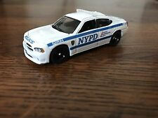 Greenlight NYPD New York Police 2008 Charger 1/64 Custom Loose
