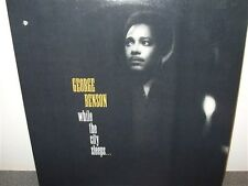 George Benson . While The City Sleeps . LP