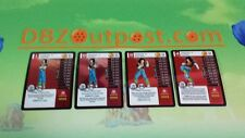 Dragonball Z DBZ TCG Panini Starter Deck Evolution Android 17 MP Set Levels 1-4!