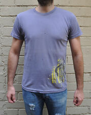 Marc Jacobs Sea Captain Purple Cotton SS T-Shirt M NWT