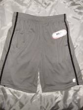 NWT ~ FILA Sport gray pull-on athletic shorts ~ mens S
