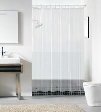 VCNY® Peva Plastic Shower Curtain Liners With Magnets - Assorted Colors