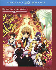 Dragonar Academy: The Complete Series (Blu-ray/DVD, 2015, 4-Disc Set) Limited Ed