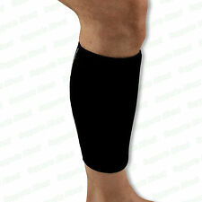 Wraparound Neoprene Calf Support Shin Splints Pain Injury Sleeve Compression