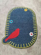 KNEE ELBOW PATCH KIDS CRAFT IRON ON APPLIQUE BADGE
