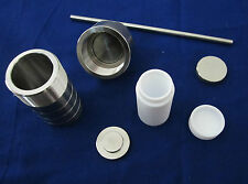 100ml,PTFE lined Hydrothermal synthesis reactor,S304 vessel
