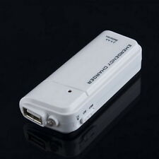 USB Emergency Portable 2 AA Battery Power Charger for Android Cell Phone iPhone
