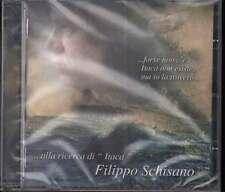 Filippo Schisano CD Alla Ricerca Di Itaca Nuovo Sigillato 8024631061225