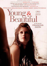 YOUNG & BEAUTIFUL  -MARINE VACTH  GERALDINE PIAHLAS 2014 EROTIC DRAMA DVD