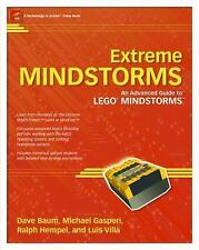 Extreme Mindstorms: an Advanced Guide to Lego Mindstorms Gasperi, Michael, Hemp