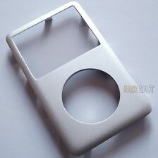 NEW iPod Classic Silver Front 6th 7th Gen Generation Metal Cover Face 80 120 160