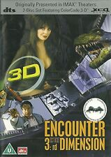 ENCOUNTER IN THE 3rd DIMENSION 3D - DVD - INCLUDES 3D GLASSES