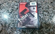 HITLER THE UNTOLD STORY DVD MILL CREEK NEW! SEALED!  2009 OVER 12 HOURS
