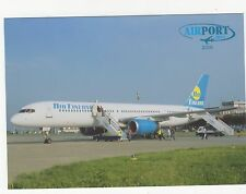 Air Finland Boeing 757-200 Aviation Postcard, B007