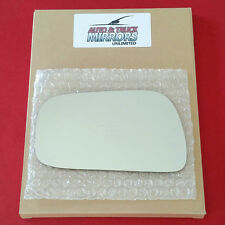 NEW Mirror Glass + ADHESIVE TOYOTA CAMRY AVALON Driver Side USA**FAST SHIPPING**