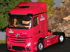 MERCEDES ACTROS 2 MP4 STREAMSPACE TRANSPORTS LAURATRANS ELIGOR 1/43 Ref 114939