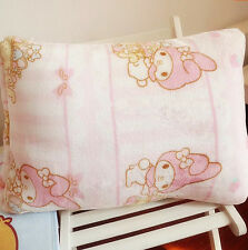 Kawaii Bowknot My Melody Kitty Pillowcase Cover One Piece 45*60 cm