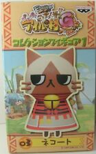Monster Hunter Diary Poka Poka Airou Village G Collection Figure Necoat Capcom