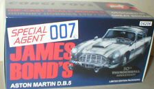 "Corgi aston martin DB5 James Bond 50th Ann. ""Thunderball"" (Plata) 1/43 LTD      CarteraHoboSETBolso"