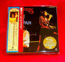 CARPENTERS LIVE IN  JAPAN SHM MINI LP CD UICY-94225