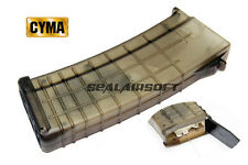 CYMA 450rd High Speed Flash Bulgaria Airsoft Toy Magazine For AK47 AK74 AK 1PCS