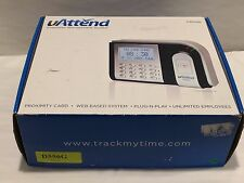 BARELY USED uAttend CB1000 Web-Based Employee Management Time Clock