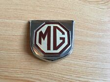 Genuine New MGF Front Grille Badge, MG Rover 1995-2002