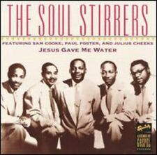The Soul Stirrers - Jesus Gave Me Water [New CD]