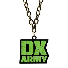 WWE D Generation X Army Pendant New HHH HBK