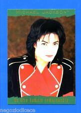 MICHAEL JACKSON - Panini 1996 - CARD - Figurina-Sticker n. 51